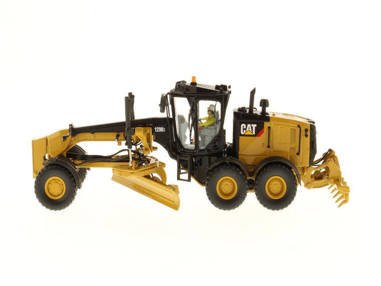 Dm cat 1  50 gelbe carter selbst - mit größeren modell 12m3 motor grader 85519