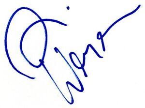 Anita Weyermann Swz LA 1500m WM 1997/3 Org. Sig.