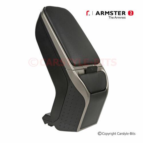 BMW 1 Series E87 Centre Console Armrest Arm Rest Trim Alaskagrau Grau Grey