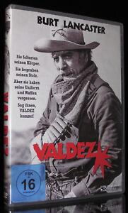 DVD VALDEZ - WESTERN-KLASSIKER mit BURT LANCASTER + SUSAN CLARK *** NEU ***