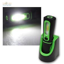 LED Varilla de luz con LiIon Pila 250lm, trabajo Linterna Lámpara NUEVO