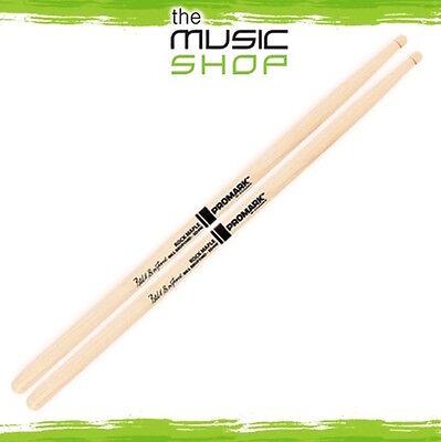 6 Pair ProMark Bill Bruford SD4 Maple Wood Barrel Tip Drum Sticks Pro Mark