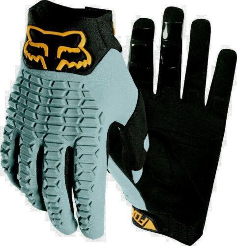 Fox Legion Motocross Offroad MX Enduro Race Gloves Slate Grey Adults