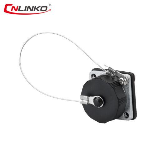 M16 Waterproof Metal Male Female Plug Power Connector For Led Screen Display