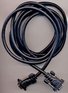 3 M Vga Mâle-mâle Câble-afficher Le Titre D'origine