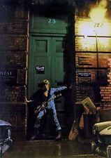 DAVID BOWIE ZIGGY STARDUST MINI LAMINATED A4  POSTER HEDDON STREET style 7
