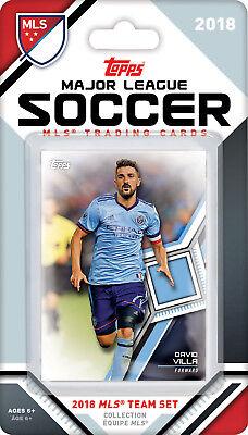 2018 Topps MLS Soccer #1 David Villa