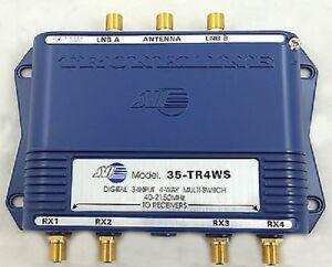 JVI-35-TR4WS-3X4-Multi-Switch-Satellite-Cable-TV-Dish-Direct-TV