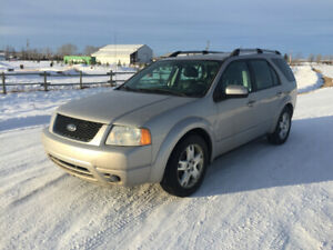 2006 Ford Freestyle LIMITED!! All Wheel Drive !!!Loaded! $1875