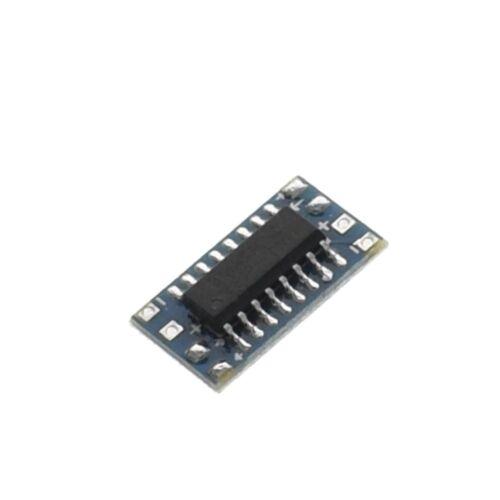 2pcs Mini RS232 MAX3232 Levels To TTL Level Module Serial Converter Board