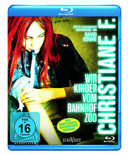 Blu-ray * CHRISTIANE F. - WIR KINDER VOM BAHNHOF ZOO # NEU OVP %