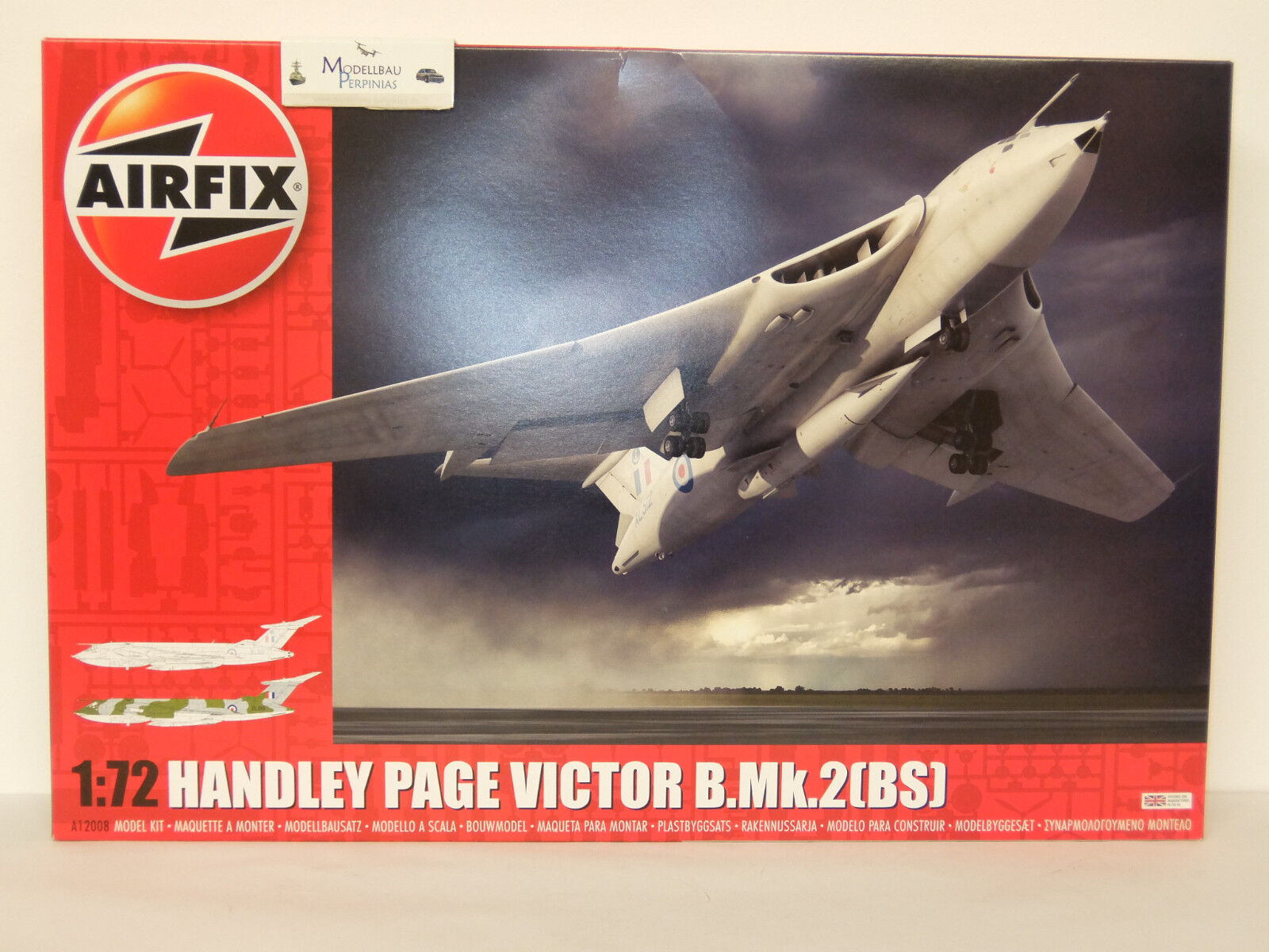 Handley Handley Handley Page Victor B. 2  Airfix 1 72 65fe57