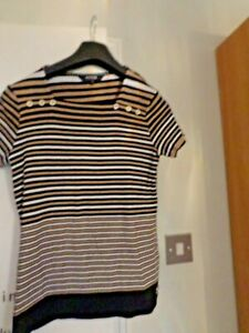 Maine short sleeve top size 12