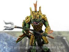 Sahuagin The Matron Skull /& Shackles #49 Pathfinder Battles D/&D Miniature