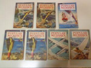 Popular Mechanics Magazine Back Issues 1949 DIY Projects 7 ...