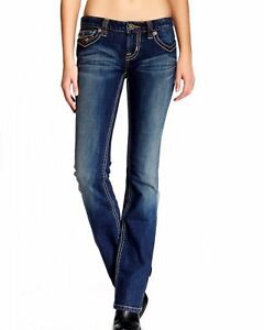 Mek Denim 132 Bootcut Jeans Slim Bilbao Distressed Blue New Dnm Jeans Pantalon Oq6xI5f7wc