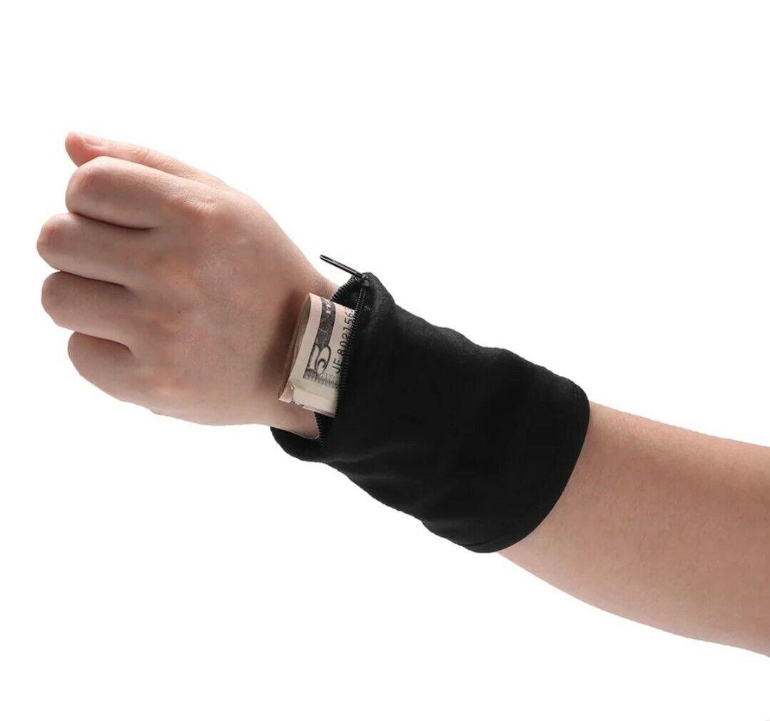 Wrist Wallet Running Money Holder Sports Band S-1