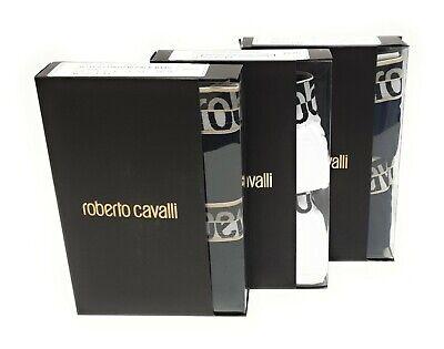 Intelligente Roberto Cavalli 2er Set Uomo Boxer Biancheria Intima/men Underwear Bi-pack-mostra Il Titolo Originale