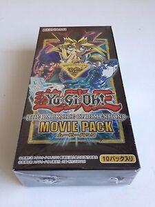 YuGiOh-ermoeglicht-die-dunkle-Seite-der-Dimensionen-Movie-Pack-Box-Booster-Box-Neu-Japan