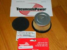 GENUINE Tecumseh Air filter & pre-cleaner 30727 Troy Bilt tomahawk chipper shred