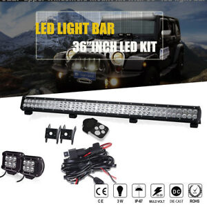 Led Light bar Sand Rail Dune Buggy Long Travel Hot Rat Rod Car Truck Go Kart 36""