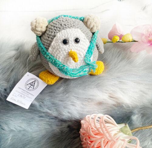 ausverkauf Drache,Qualle Schnecke,Pinguin Stofftier häkeln Maskottchen