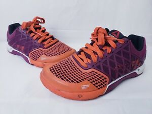 7912104d57fc12 Reebok Crossfit Nano 4.0 CF74 Women s Size 5 Athletic Cross Training ...