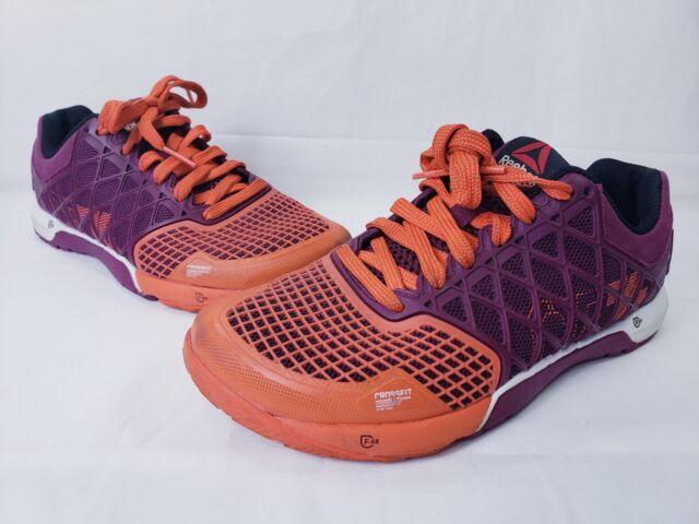 Reebok Crossfit Nano 4.0 CF74 Women s Size 5 Athletic Cross Training Shoes 1a2420d89