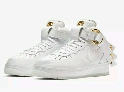 Nike Air Force 1 Mid dorato