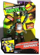 Teenage Mutant Ninja Turtles Deluxe Figure - Finger Fighter Raphael