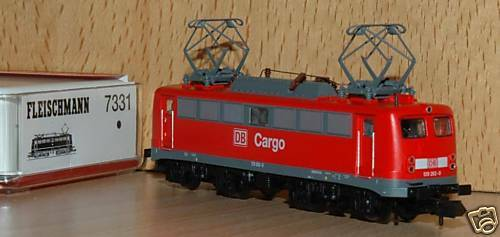 Fleischmann 7331 Electric Locomotive BR 139 262-0 DB Cargo NEW