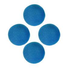 HQRP 4 almohadillas de esponja para Eheim Classic 2217 / 600 filtro exterior