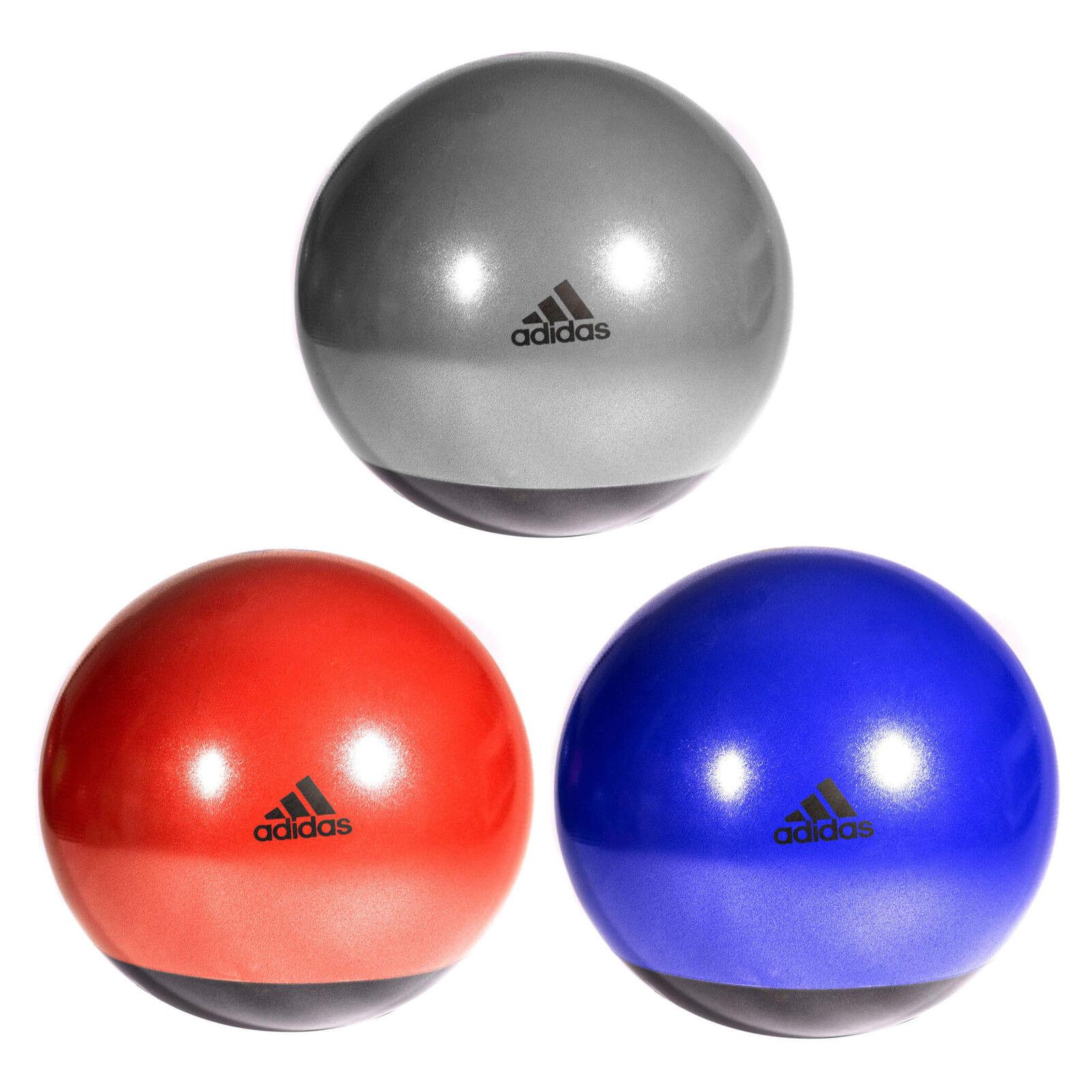 deseo respirar distorsión  Adidas Gym Swiss Ball Stability Premium Weighted Exercise Fitness Yoga 65cm    eBay