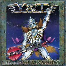 In Rock We Trust by Y&T (CD, Feb-2005, Majestic Rock)