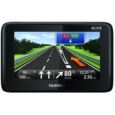 TomTom PRO 9100 Europe Ref. GPS Go Navi + Neuste Karte Europa 45 ! wie 7100 Work