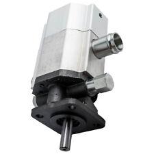 16 Gpm Hydraulic Log Splitter Pump 2 Stage High Low Gear Pump Logsplitter New