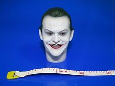 Hot Toys DX08  Batman 1989 The Joker Jack Nicholson -  Head Sculpt  1:6 Scale
