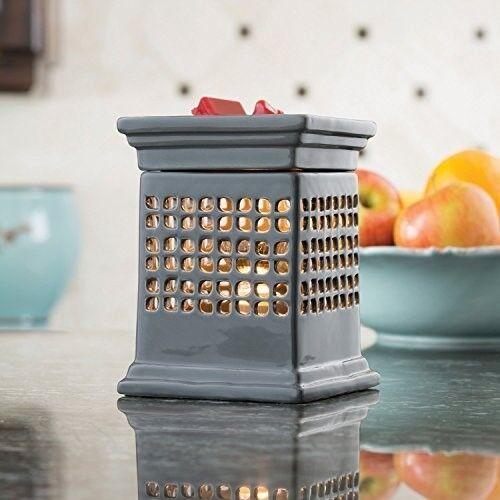 Candle Warmers Etc Illumination Fragrance Wax Melt Warmer Quadra
