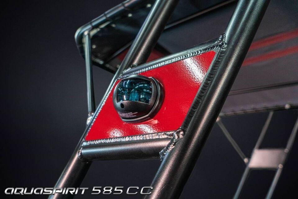 Gummibåd, Aqua Spirit 585CAC - 100 HK Yamaha, årg. 2021
