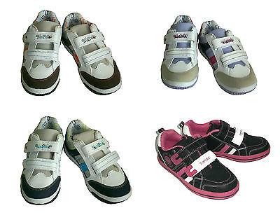 Kinderschuhe Sportschuhe Sneaker Schuhe Kinder Freizeitschuhe Klettverschluß