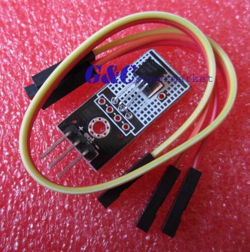 5PCS DC 4V-30V LM35D Digital Temperature Sensor Linear Module Smart car new
