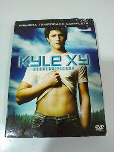 Kyle-XY-Desclasificado-Primera-1-Temporada-Completa-X-DVD-Espanol-Ingles