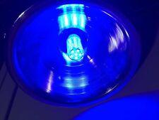 DocBrown Herb Plant Grow 48SMD LED Blue 430 - 470Nm Light Bulb 110V E27 USA Cert
