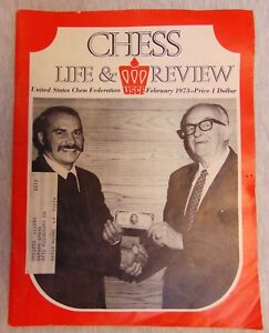 1973-February-Chess-Life-amp-Review-Magazine-Larry-Remlinger-Wins-on-Cover