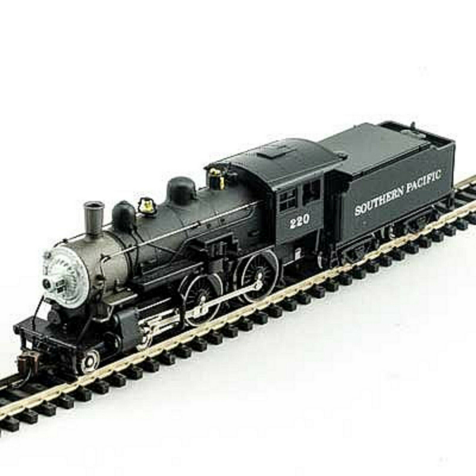 MODEL POWER 87632 N SCALE SCALE SCALE Southern Pacific STEAM 4-4-0