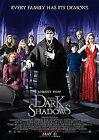 Dark Shadows (Blu-ray, 2012, 2-Disc Set)