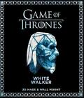 Game of Thrones Mask and Wall Mount - White Walker by Wintercroft (Novelty book, 2017)