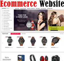 Website - eCommerce Store - Internet Business - Online Affiliate - For Sale