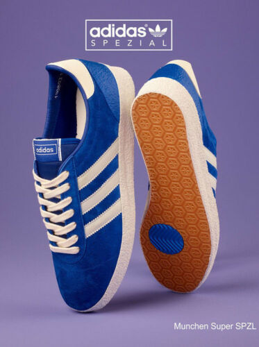 Spezial Super Bleu Bnib Blanc München Adidas B41812 7 Spzl Uk q7EwIaE