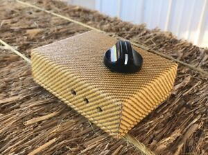 Stami's Customs - Tweedy Bird 16 Ohm 65 Watt Speaker Attenuator for Tube Amps